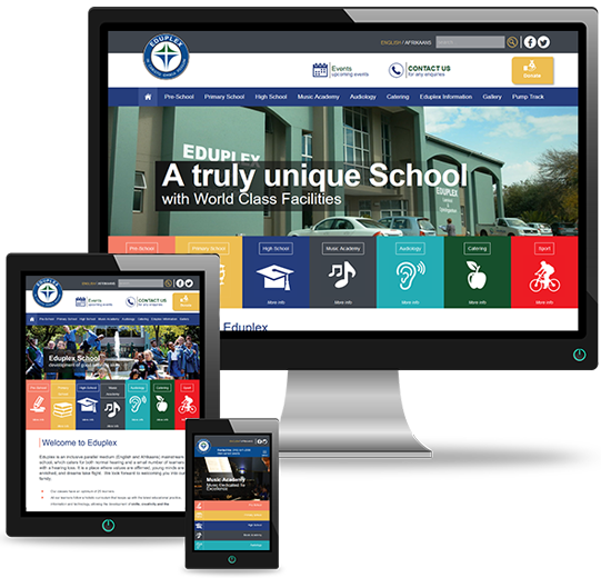 Eduplex Responsive Solution