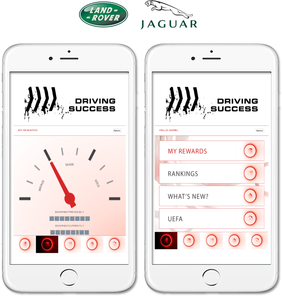 Driving Success  (Mobile App)
